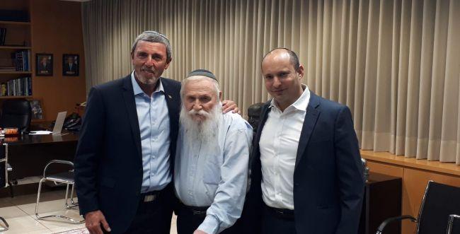 נתק מוחלט: הבית היהודי והימין החדש מתבצרים