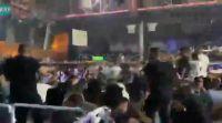 חדשות, חדשות צבא ובטחון, מבזקים תיעוד מבאר שבע: מאות מבלים תפסו מחסה במועדון