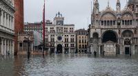 חדשות בעולם, מבזקים ונציה מוצפת: איטליה הכריזה על מצב חירום