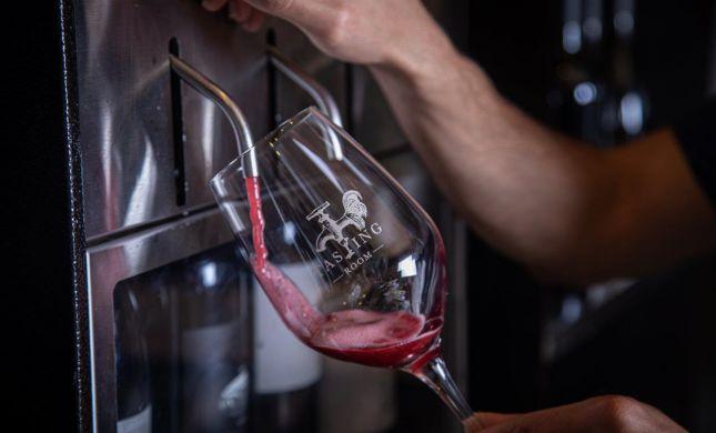 המקום הסודי שתוכלו לטעום בו יינות ב-8 שקל