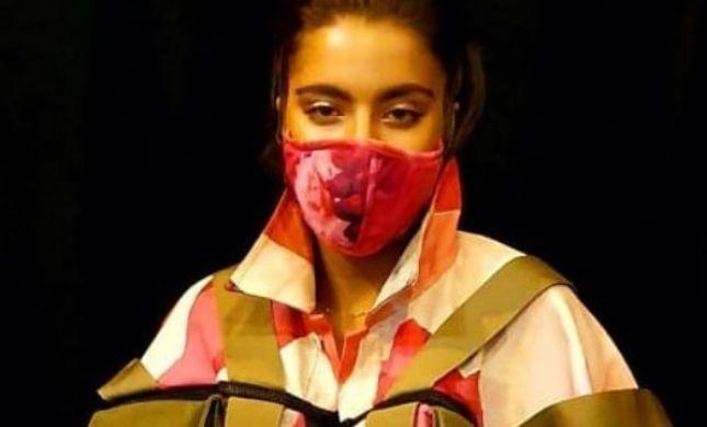 """בהשראת מדי צה""""ל: נועה קירל בלוק מחאה בטקס MTV"""