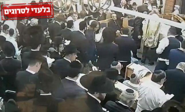 ההסכם שנגמר והמאבק הבריוני על בית הכנסת הדתי