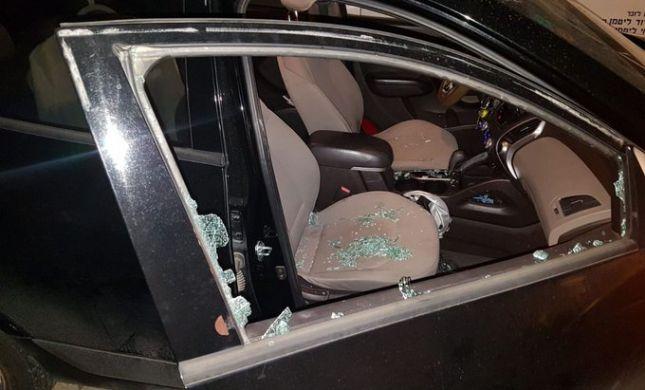 פיגוע אבנים: אישה לא יהודיה נפצעה סמוך לחברון