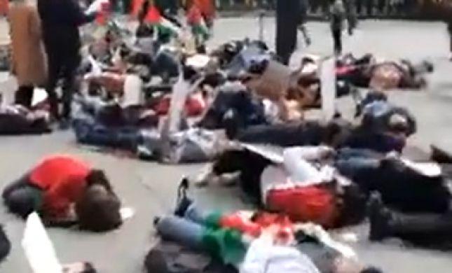 """ארה""""ב: פעילים קראו לגנות את חיסול בכיר הג'יהאד"""