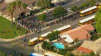חדשות בעולם, מבזקים ירי בקליפורניה: הרוגה ו-5 פצועים בתיכון, היורה נתפס