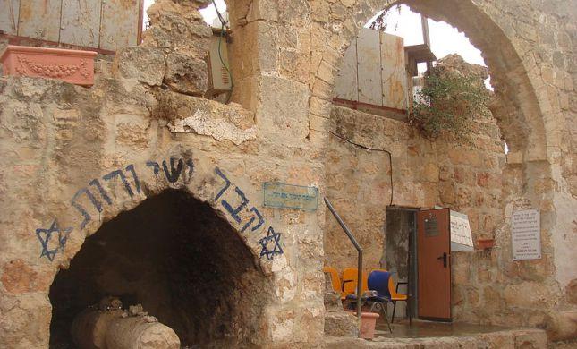 פנייה לשר הביטחון: הגבל כניסת מוסלמים בקבר ישי
