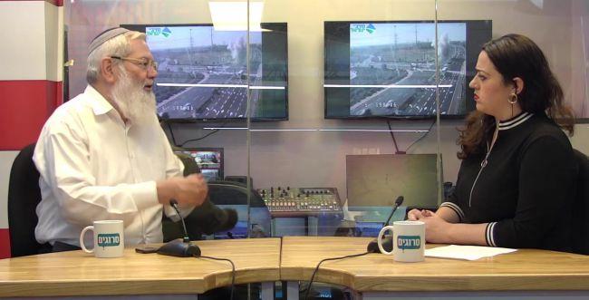 הרב בן דהן באולפן: המצב הבטחוני, הפרישה והפלונטר הפוליטי
