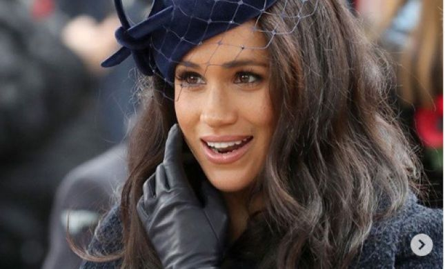 מעריצי בית המלוכה: ''מייגן מרקל בהריון שני''