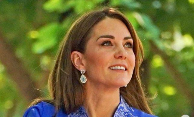 המחווה המקסימה של קייט מידלטון למעצבת מפקיסטן