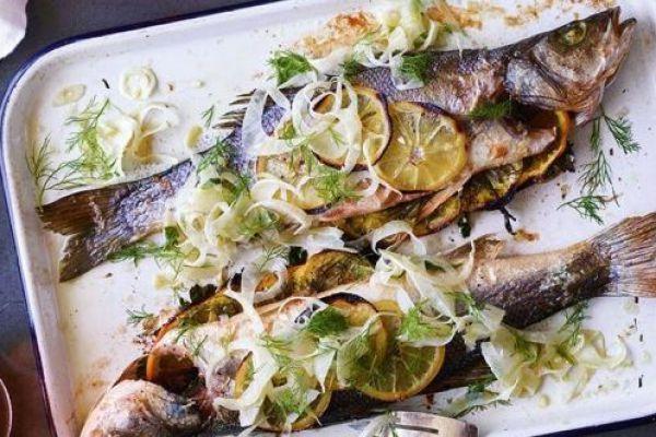 סורגים שבת: מתכון לדג שאפשר לתקתק ב-20 דקות