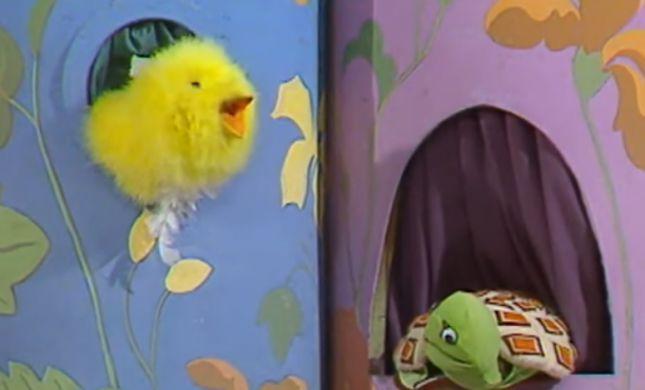"""הבובות של """"פרפר נחמד"""" נעלמו ממחסן החינוכית"""