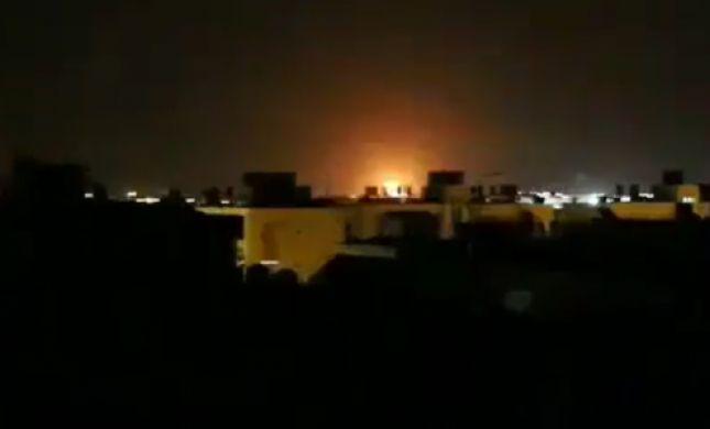 """צה""""ל תקף יעדי טרור נוספים של חמאס"""