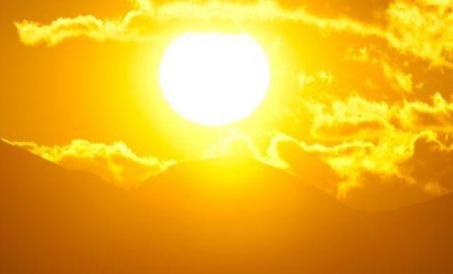 """החום שובר שיאים; ההקלה באופק: תחזית מזג האוויר לסופ""""ש"""