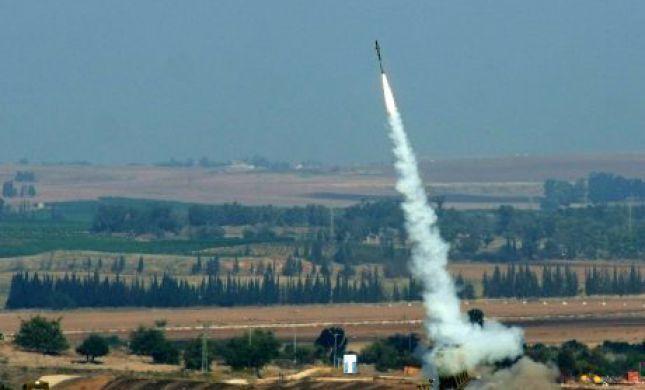 """דובר צה""""ל: עד כה- 50 שיגורים ו- 20 יירוטים"""