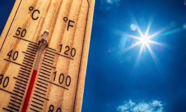 עלייה בטמפרטורות וגשם: תחזית מזג האוויר