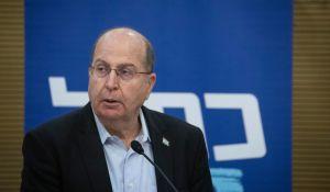 חדשות, חדשות פוליטי מדיני, מבזקים מסתמן: יעלון לא יכהן תחת נתניהו בממשלת אחדות
