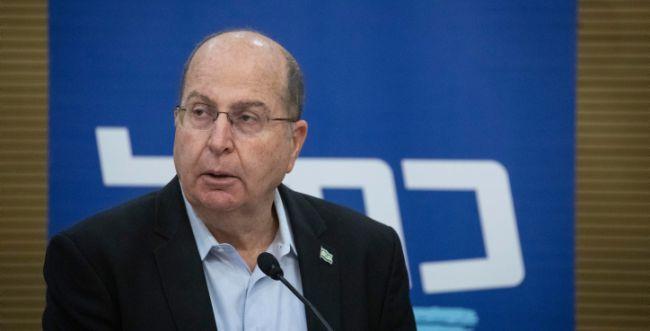 מסתמן: יעלון לא יכהן תחת נתניהו בממשלת אחדות