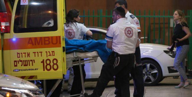 בן 6 נפצע קשה מפגיעת אוטובוס במודיעין עילית