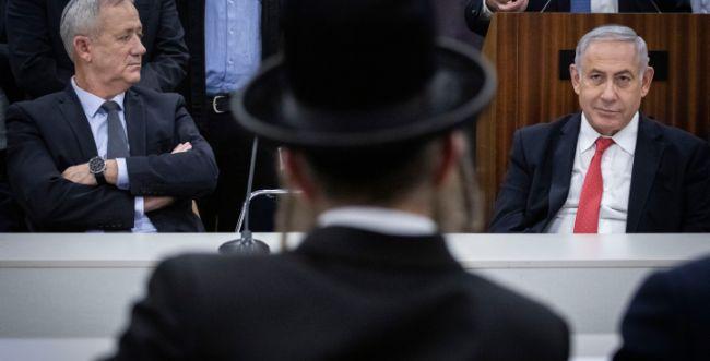 סקר: קרב צמוד בין נתניהו לגנץ בבחירה ישירה