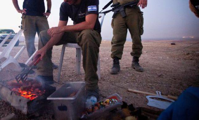 28 יום ריתוק לחייל ששמר בשר במקרר בחזקת חלבי