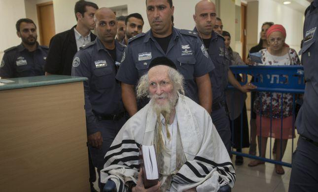 המשטרה פשטה על קהילת שובו בנים, הרב ברלנד נעצר