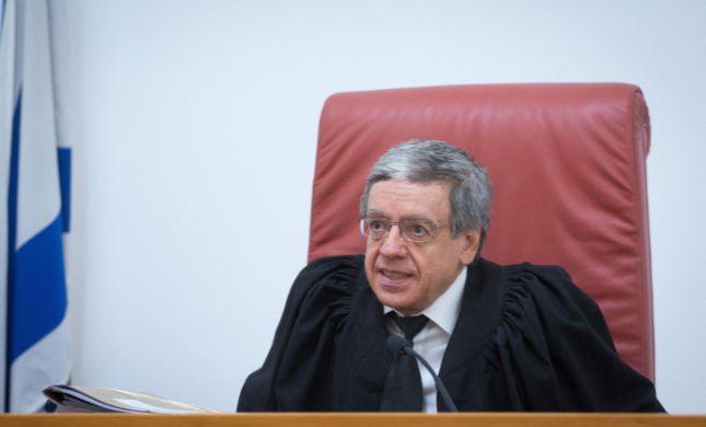מזוז: שר משפטים לעומתי הוא מצב מציק ומטריד