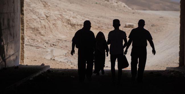 2 תושבי תל שבע נעצרו לאחר איומים בנקמת דם