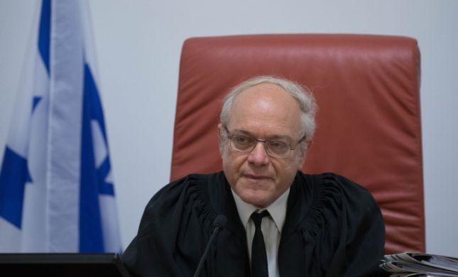 """שופט העליון: """"משתתף בצער משפחת המחבל"""""""