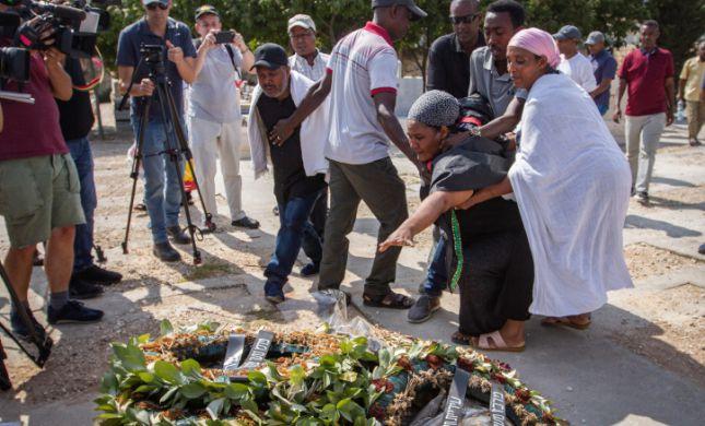 דמם של צעירים יוצאי אתיופיה לא הפקר