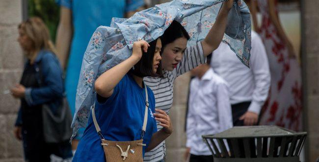 מזג האוויר: אחרי שבועיים, אפשרות לגשם מקומי בצפון