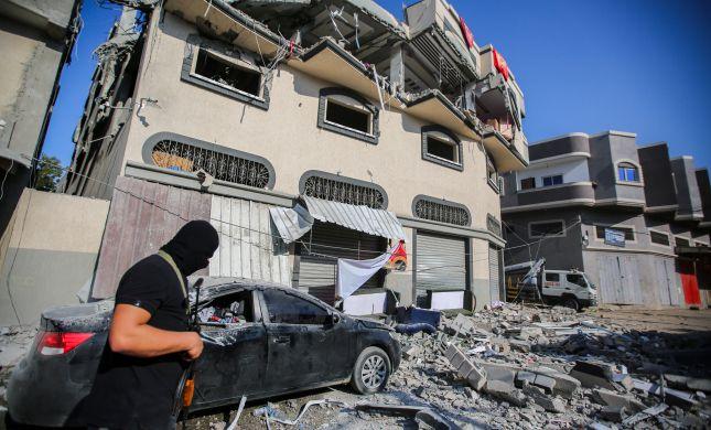 """ישראל מזהירה את חמאס: """"אם תצטרפו- נפיל בניינים"""""""