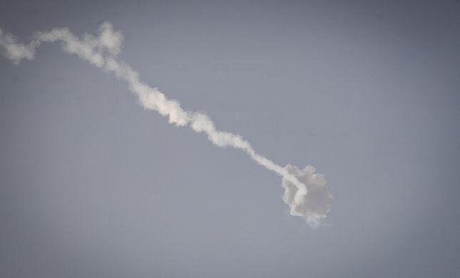 """חמאס שיגר 2 רקטות לבאר שבע, צה""""ל תקף בעזה"""