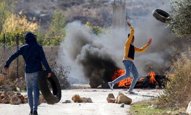 יום הזעם: החלו עימותים בין פלסטינים לכוחותינו