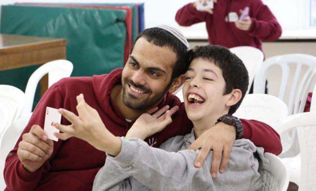 נופשון שומרון: מחייה את משפחות הילדים המיוחדים
