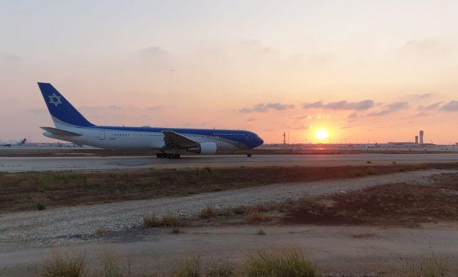 הבוקר: טיסת מבחן ראשונה למטוס ראש הממשלה