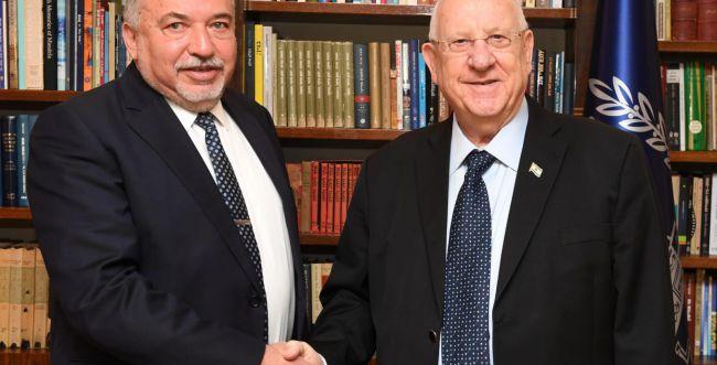 מאמץ אחרון: ריבלין ייפגש עם ראשי המפלגות