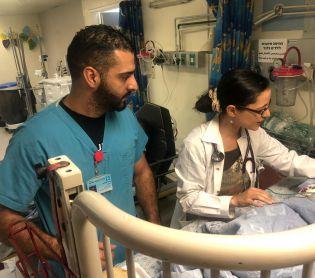 חדשות בריאות, חינוך ובריאות, מבזקים ילד בן 3 נכווה בביתו בגבעת זאב, מצבו בינוני