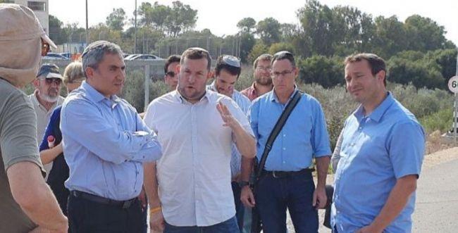 """השר זאב אלקין: """"איכות הסביבה מעל לפוליטיקה"""""""