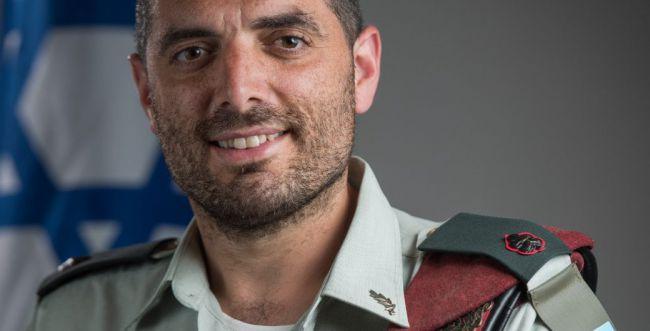 """היערכות לשבת חיי שרה: קצין הגמ""""ר הסרוג בראיון"""