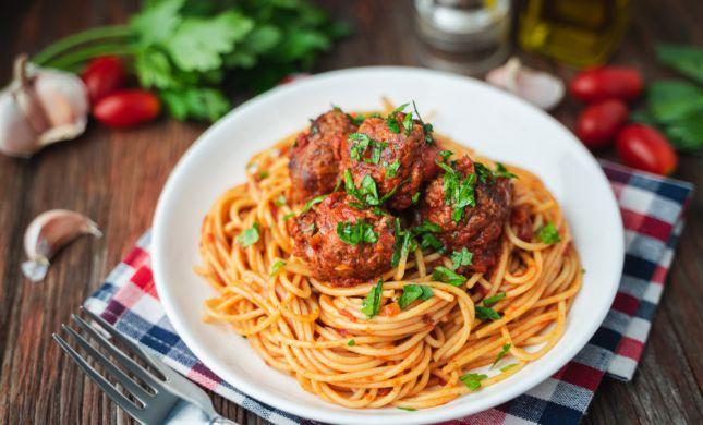 השילוב המושלם: מתכון לספגטי וכדורי בשר