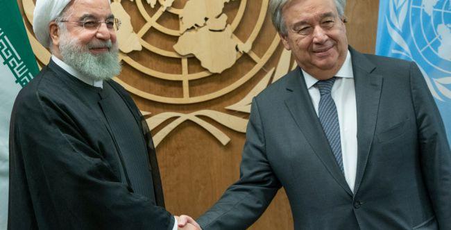 """האו""""ם: איראן ממשיכה להפר את הסכם הגרעין"""
