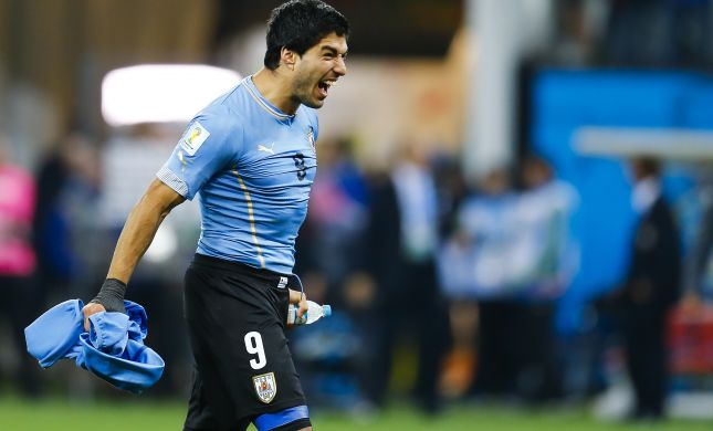 לקראת המשחק: נבחרת אורוגוואי נוחתת בישראל