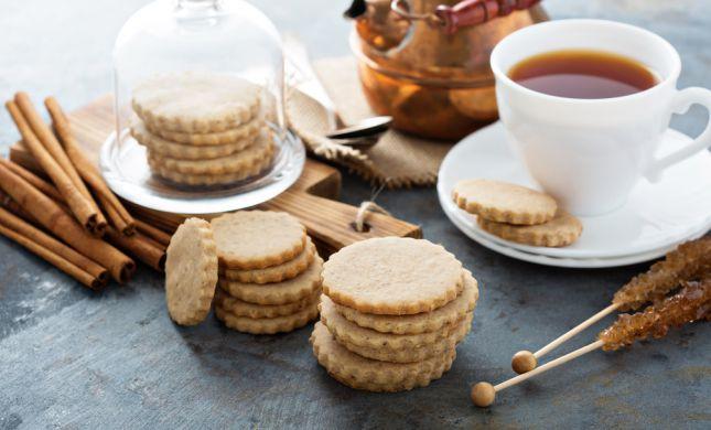 לאמץ בחום: מתכון לעוגיות המושלמות לצד התה