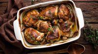 אוכל, מתכונים בשריים סורגים שבת: מתכון מנצח לעוף עם פטריות