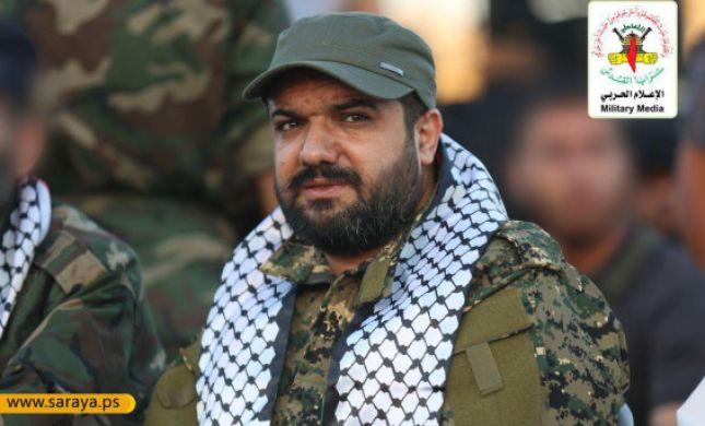 תיעוד: כך חוסל בכיר הג'יהאד האסלאמי בעזה
