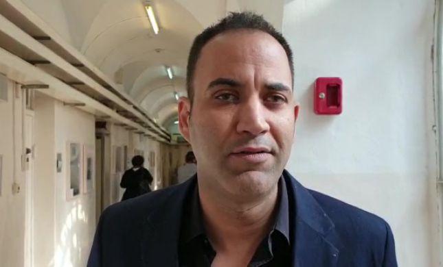 הלוחם לשופט: איבדתי עין בגלל שמאלנים אנרכיסטים