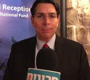 """חדשות בעולם, מבזקים שגריר ישראל באו""""ם: """"לגנות את הירי מרצועת עזה"""""""