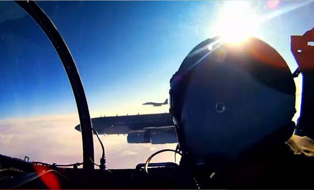 יום אחד באוויר: חיל האוויר בסרטון מרהיב • צפו