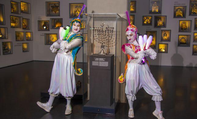 חנוכה במוזיאון ישראל | יום שלם של פעילויות
