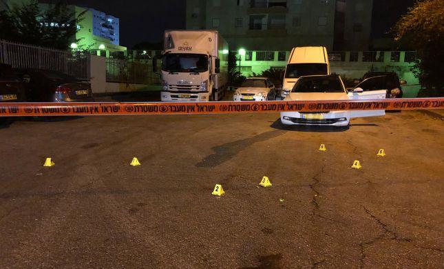 ניסיון רצח באשדוד: בן 36 נפצע בינוני מירי